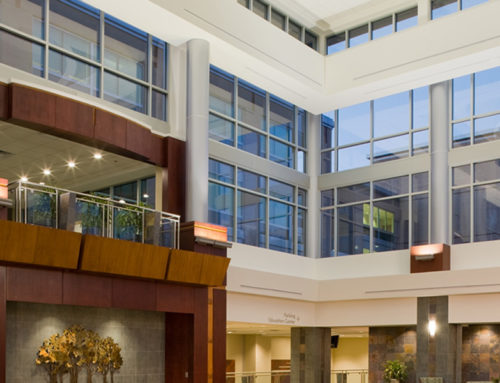 Tanner Medical Center Atrium